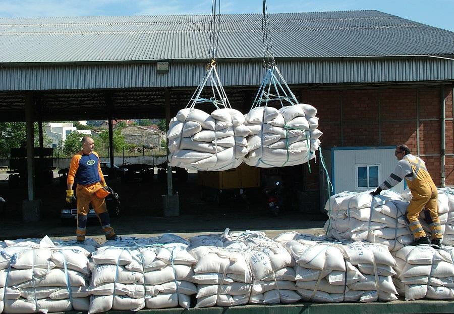 1998 Wheat EU Food Aid to Ethiopia