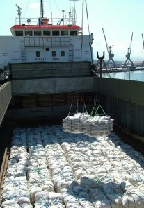 1999 Rice EU Food Aid to Russia