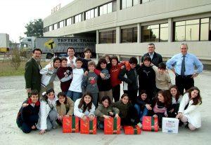 2006 Σχολική επίσκεψη στην ΑΒΕΖ